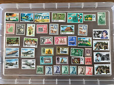 Fiji Stamps unchecked collection MINT