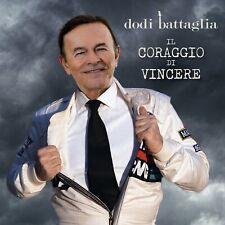 """DODI BATTAGLIA - IL CORAGGIO DI VINCERE - 7"""" 45 giri PREORDINE DAL 5 MARZO"""