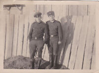 1960s Handsome young men soldiers guys friends old Russian Soviet photo gay int