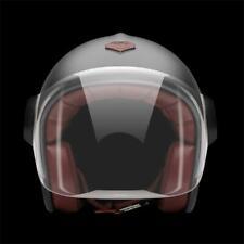 Ruby Motorcycle Helmet Belvedere St Roc Size M
