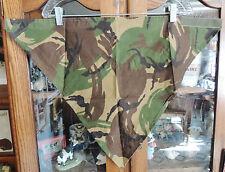 "Forest Camo Bandana Dutch Military Surplus Cotton/Polyester Velcro 24""x 21""x 21"""