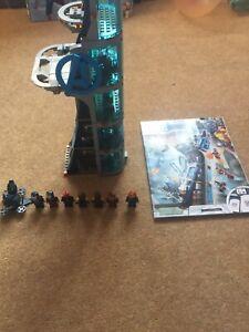 LEGO Super Heroes Avengers Tower Battle (76166)