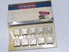 1 new STELLRAM UC098 NR S44 Carbide 9.8mm Unidrill Spade Drill Insert