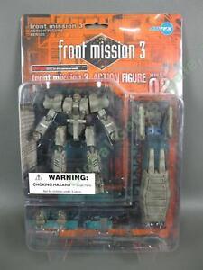ARTFX Squaresoft Front Mission 3 Series 2 Wanzer Type 107 Kyojun Game Figure NR