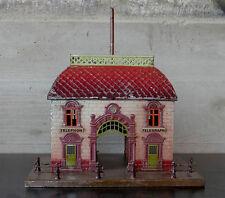 Bing-Estación de Ferrocarril-pista 0-para 1920-raras.