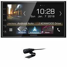 KENWOOD DMX-7018BTS Apple CarPlay Android Auto Bluetooth Moniceiver USB