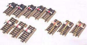 1x Marklin AC HO 1:87 Railway Layout BUFFER STOP 3 Versions You Pick 7190 & 7191