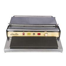 "Food Tray Wrapper 17"" 45cm Film Wrap Sealer Fruit /Food Sealing Machine 220V Y"
