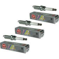 3X NGK Laser Iridium Premium Zündkerze 4912 Typ ILKAR7B11 Zünd Kerze