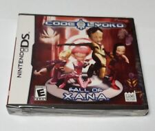 Code Lyoko: Fall of X.A.N.A. (Nintendo DS, 2008) new sealed