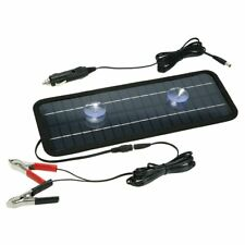 12V 4.5W Car Charger Portable Solar Panel Power Car Boat Battery Backup Outdoor