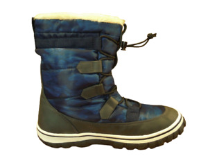 Womens Snow Boots Size 5 Marks and Spencer Winter Fur Warm Lined Ankle RRP £79