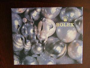 Vintage Rolex Shell Box near mint