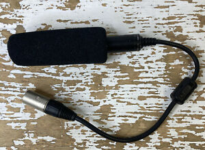 Panasonic AG-MC100 Super-Directional Camera Mountable Shotgun Microphone