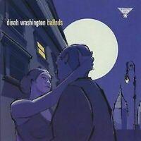 Ballads -Dinah Washington BRAND NEW SEALED MUSIC ALBUM CD - AU STOCK