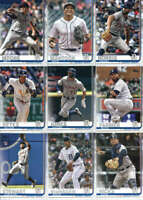 2019 Topps Master (Series 1, 2, Update) Detroit Tigers Team Set of 28 Cards