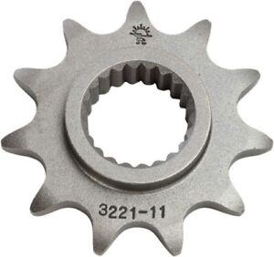 JT Sprockets Steel Sprocket; Front, #JTF3221.11, 11 Tooth/Teeth, JTF3221 11