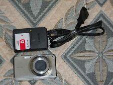 Sony Cyber-shot DSC-W270 Silber 12,1 MP,  5x optischer Zoom