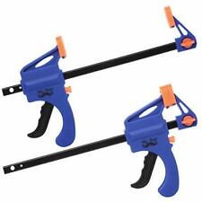 - Clamps, Grip Clamp 4 Inch, 2 Pack, Light Duty, Clamps for Woodworking, Wood Cl