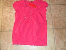 Schönes T-shirt Blusenshirt, Esprit Gr.XS, 34 pink cyclam, Neu m.Etikett, Top !