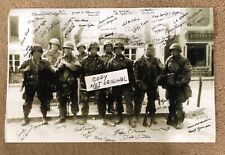 Band Of Brothers 16 x 24 Picture Facsimile