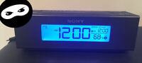 Sony ICF-C707 Nature Sounds Alarm Clock with Digital AM/FM Radio