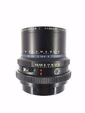 -JS- Mamiya 50mm f/4.5 W Lens for Mamiya Medium Format Cameras