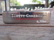 "Rare Scotty Cameron Inspired by David Duval Newport Beach Custom Label 34"""