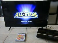TESTED COMPLETE WWE All Stars Sony Playstation 2 PS2 THQ 2011 Wrestling Fighting
