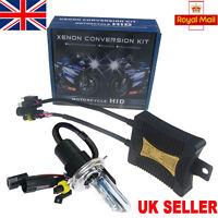 Xenon HID H4 Headlamp Conversion For BMW R80GS R100RS