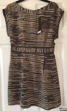 Marks & Spencer Ladies Size 8 Short Dress. Lightweight Summer. Roman Tunic Style