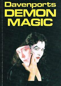 Davenports Demon Magic (The Demon Catalogue) Anon.