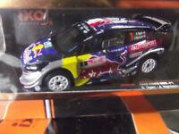 Ford fiesta WRC WALES 2017 IXORAM655  Ogier ixo 1/43