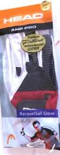 Head Amp Pro Racquetball Glove - Right Hand Medium (Rhmd)