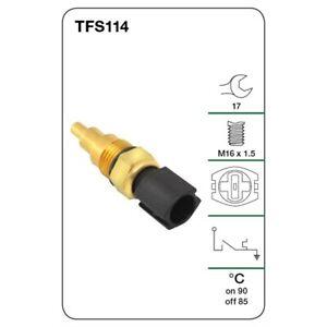 Tridon Thermo Fan Switch TFS114 fits Ford Laser 1.6 (KE), 1.6 (KF), 1.6 (KH),...