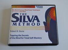 The Silva Method - Robert B. Stone - Audiobook - 8CDs