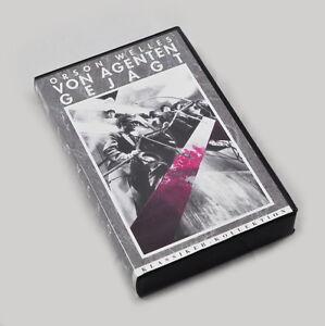 VHS: Von Agenten gejagt - Orson Welles - Taurus Klassiker Kollektion - Video