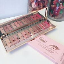 charlotte tilbury Pillow Talk instant eye palette 12 Shades Limited Edition New