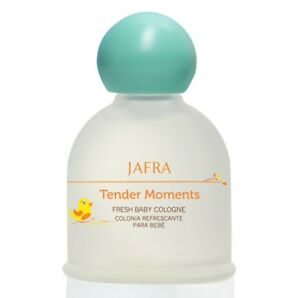 Jafra Tender Moments Fresh Baby Cologne 3.3 OZ Brand New & Sealed