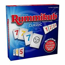 (NEW) Rummikub Rummy Tile Game Official Original Classic, By Pressman Toy