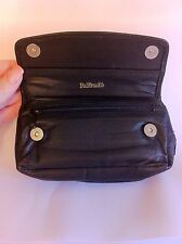 Black Leather Pipe Tobacco Pouch- Black Dr Plumb combination -Pipe Pouch 5510
