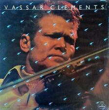 VASSAR CLEMENTS - SELF TITLED - MERCURY LBL - 1977 LP - IN SHRINK