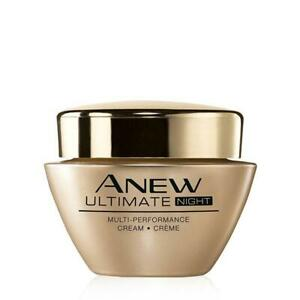 Avon Anew Ultimate Multi-Performance Night Cream 50ml New and Boxed