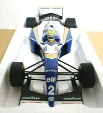 1/18 Minichamps F1 1994 WILLIAMS RENAULT FW16 #2 AYRTON SENNA diecast car model