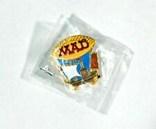 MAD Magazine Zeppelin Lapel / Hat Pin - New In Bag! Official! Vintage! Rare!