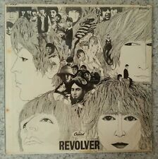 REVOLVER, The Beatles, SEALED RARE ST 8-2576, Full Stereo, Capitol & EMI Records