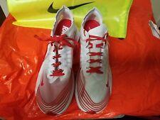 buy online 04693 8bc79 Nike Zoom Fly SP Hombre para correr entrenamiento Tokyo Blanco Rojo  AJ9282-100 para hombre 11 Wow