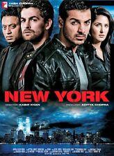 New York (2009) - John Abraham, Katrina Kaif, Neil - bollywood hindi movie dvd