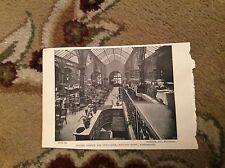 u2-2 ephemera 1905 picture winter garden grill room midland hotel manchester
