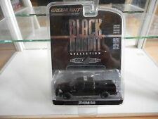 Greenlight Black Bandit 2014 Dodge Ram 1500 in Black on Blister